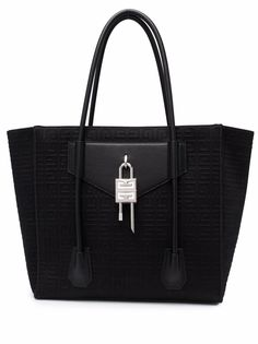 Givenchy сумка-тоут с монограммой