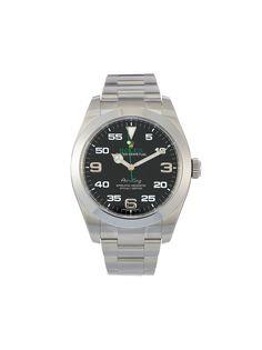 Rolex наручные часы Air-King pre-owned 40 мм 2021-го года