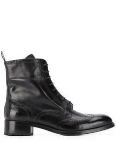 Scarosso ботинки Grazia на шнуровке