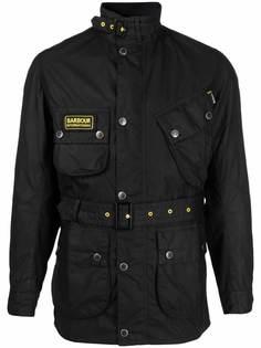 Barbour легкая вощеная куртка B.Intl