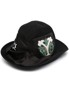 Yohji Yamamoto шерстяная шляпа Amazing Grace