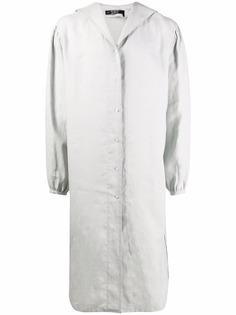 Karl Lagerfeld рубашка-туника из коллаборации с Kenneth Ize