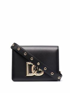 Dolce & Gabbana поясная сумка с логотипом