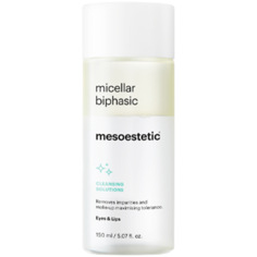 Двухфазное мицеллярное средство для снятия макияжа Micelar biphasic , 150 мл Mesoestetic
