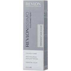 Revlon Professional Revlonissimo Colorsmetique стойкая краска для волос, 55.20 светло-коричневый бургундский, 60 мл