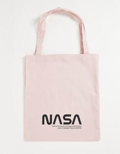 Сумка-тоут Boardmans NASA-Коричневый цвет