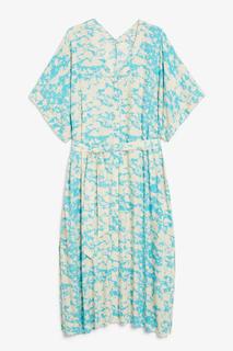 Длинное платье пляжного стиля Monki