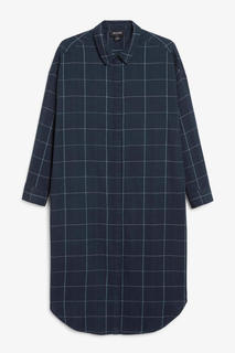Платье-рубашка Monki