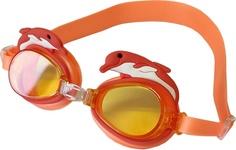B31578-4 Очки для плавания детские (Оранжевый) No Brand