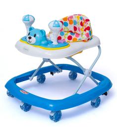 Детские ходунки Tomix Bug, голубой