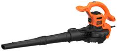 Электрическая воздуходувка Black+Decker BEBLV260-QS 2600 В