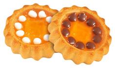 Печенье Дымка Задумка сдобное апельсиново шоколадное 200 г