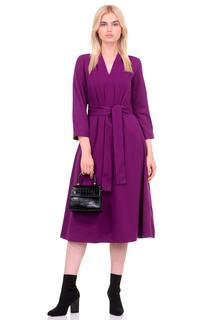 Платье женское Baon B459549 фиолетовое XS