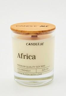 Свеча ароматическая Candle Me