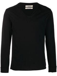 Zadig&Voltaire футболка Monastir с длинными рукавами