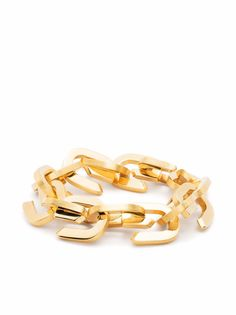Givenchy цепочный браслет