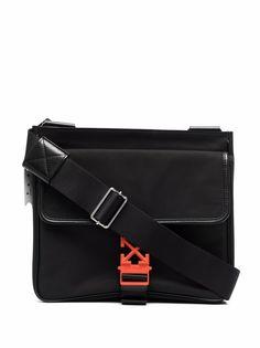 Off-White сумка через плечо с логотипом Arrows