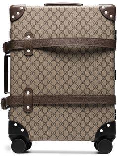 Gucci чемодан Globe-Trotter с узором GG Supreme