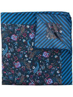 Kiton платок-паше с узором пейсли