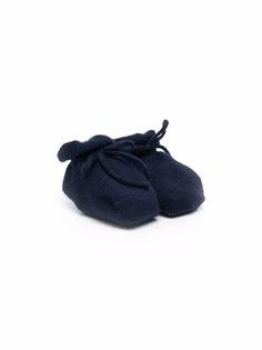 Story Loris пинетки на шнуровке