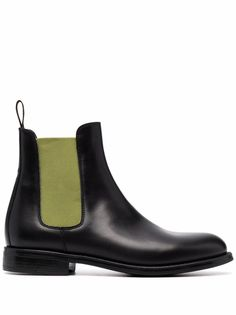 Scarosso ботинки Claudia в стиле колор-блок