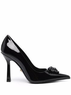 Versace туфли-лодочки La Medusa 110