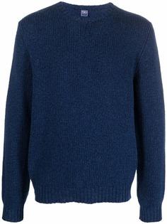 Fedeli пуловер с круглым вырезом
