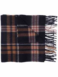 Begg & Co клетчатый шарф