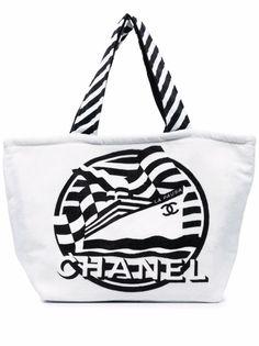 Chanel Pre-Owned пляжная сумка La Pausa 2020-х годов