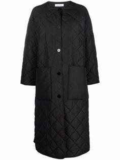 Rodebjer стеганое пальто оверсайз