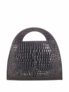 Yves Saint Laurent Pre-Owned сумка с тиснением под кожу крокодила