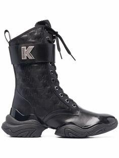 Karl Lagerfeld туфли дерби Troupe