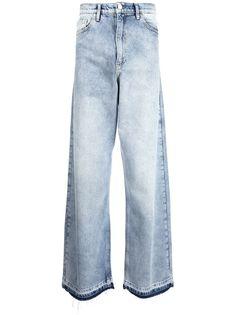 DUOltd широкие джинсы Duo Washed