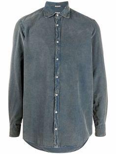Massimo Alba джинсовая рубашка с длинными рукавами