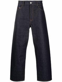 Sunnei широкие джинсы с завышенной талией
