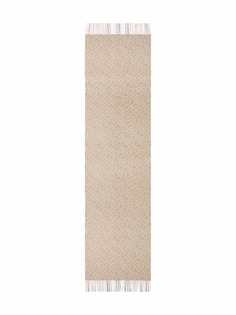 Burberry шарф с монограммой