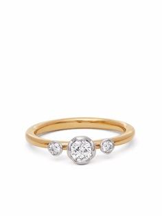 Annoushka золотое кольцо с бриллиантами