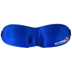 Маска для сна ROUTEMARK 3D, синий