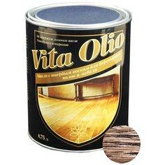Масло-воск Живая краска VITA OLIO для паркета, лестниц и мебели, венге, 0.75 л