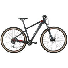 Горный (MTB) велосипед Format 1411 27.5 (2021) черный M (требует финальной сборки)