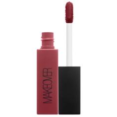MAKEOVER жидкая помада для губ Soft Matte Lip Cream ультраматовая, оттенок Stockholm+