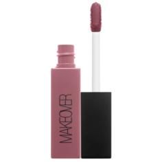 MAKEOVER жидкая помада для губ Soft Matte Lip Cream ультраматовая, оттенок Embellishment