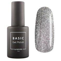 Гель-лак для ногтей Masura Basic, 11 мл, Жемчужный эликсир