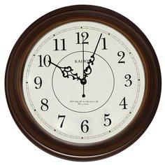 Часы настенные кварцевые Kairos KS-362 орех