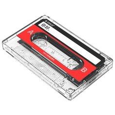 Контейнер для HDD Orico 2580U3 прозрачный