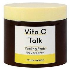 Пилинг- диски с витамином С ETUDE HOUSE Vita C-Talk Peeling Pads (150 мл)