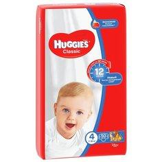 Huggies подгузники Classic 4 (7-18 кг), 50 шт.
