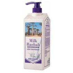 MilkBaobab PBP Бальзам для волос MilkBaobab Perfume Treatment Baby Powder (500 мл)