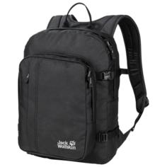Городской рюкзак Jack Wolfskin Campus 24, черный
