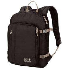 Городской рюкзак Jack Wolfskin Campus 24, коричневый